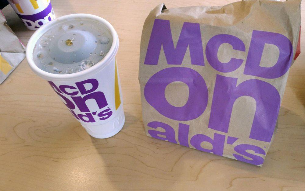 McDonald's: 44193 Fairground Rd, Caldwell, OH