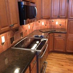 Beau Kitchens + Canyon Granite   15 Photos   Countertop ...