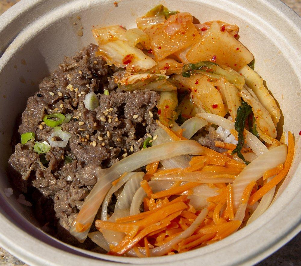 Oaks Korean Kitchen: 50486 US Hwy 93, Polson, MT