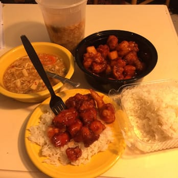 Photo Of Ming China Bistro Seattle Wa United States Very Large Servings