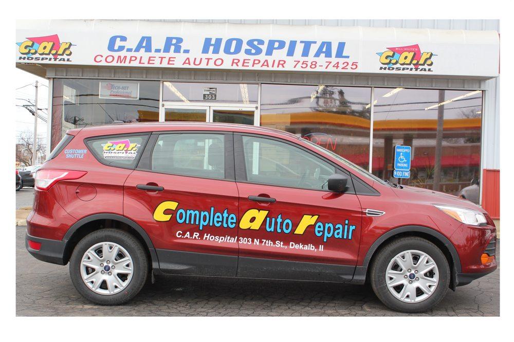 Bill White's Car Hospital - 16 Photos - Auto Repair - 303 ...