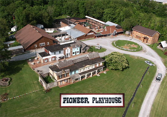 Social Spots from Pioneer Playhouse
