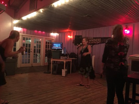 Roseate Spoonbill Lounge near St. George Island in St. George Island, FL