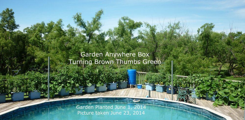 Garden Anywhere Box: 4917 S Peebly Rd, Oklahoma City, OK