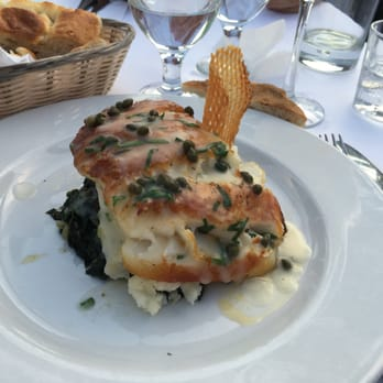 Photo of Liman Restaurant - Brooklyn, NY, United States. Chilean sea bass