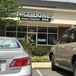 Photo Of Nice Bowls Asian Cuisine Cary Nc United States Located Next
