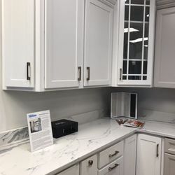 Photo Of Hager Cabinets Liances Lexington Ky United States Aristokraft White