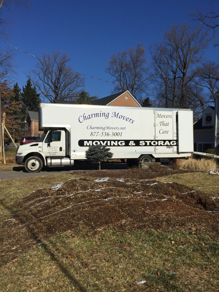 Charming Movers: 308 North Stonestreet Ave, Rockville, MD