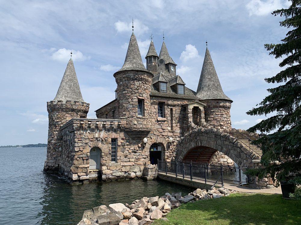 Boldt Castle: Heart Island, Alexandria Bay, NY