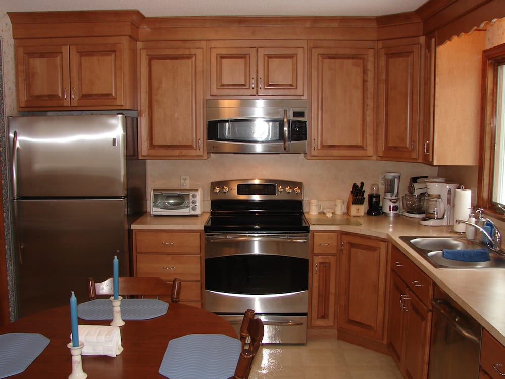 Photo Of Mather Countertop Systems   South Windsor, CT, United States. Seville  Cabinets