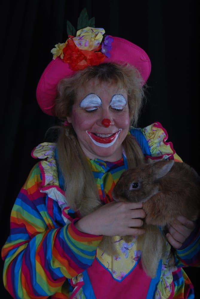 Crazy Daisy Clowns