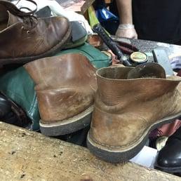 Shoe Repair Clinton Ny