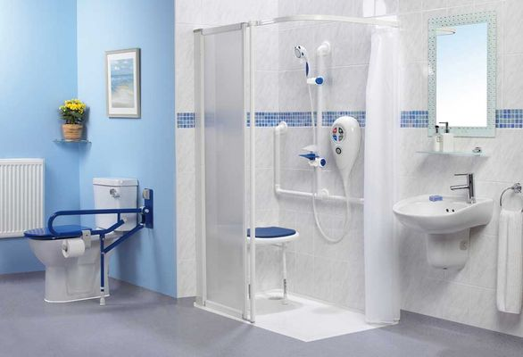 Walk in Showers and Baths - Cubical Disabled Walk in Showers ...