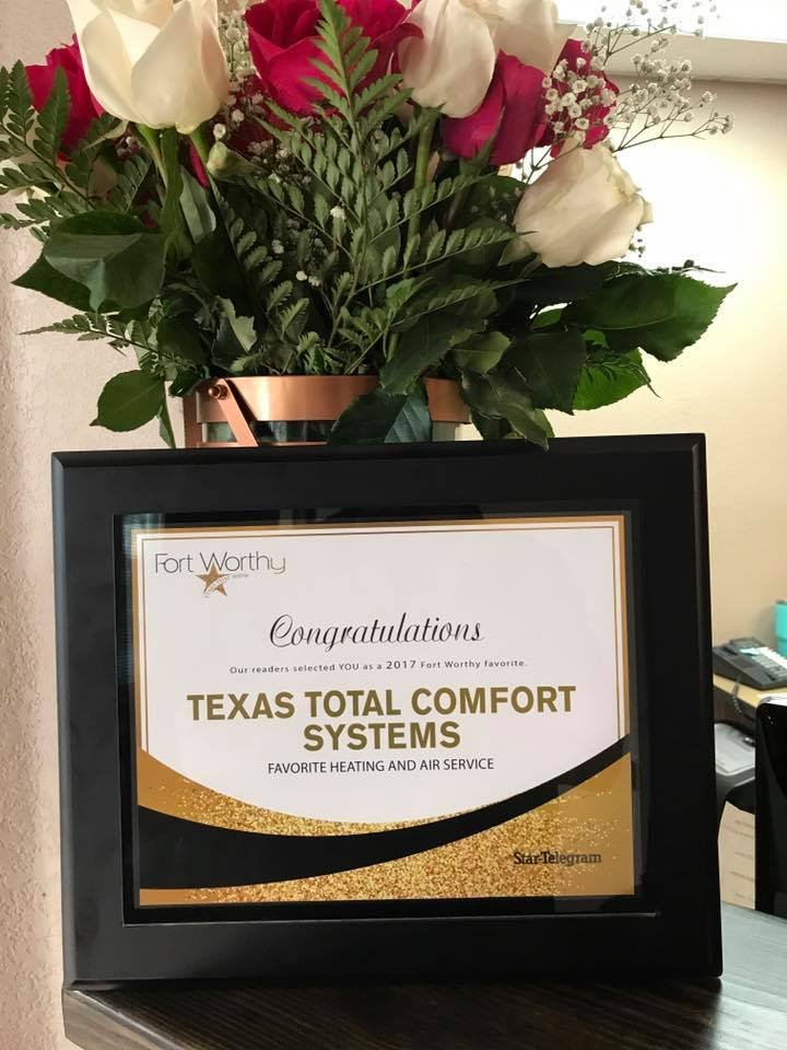 Texas Total Comfort Systems: 3590 E Hwy 114, Rhome, TX