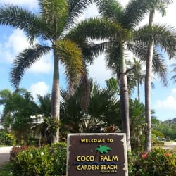 photo of coco palm garden beach tamuning guam guam - Palm Garden