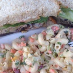 Rainbow Acres Natural Foods Marina Del Rey Menu