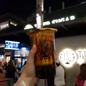 Tiger Sugar - Tea Rooms - B6, 11th Avenue, Taguig City