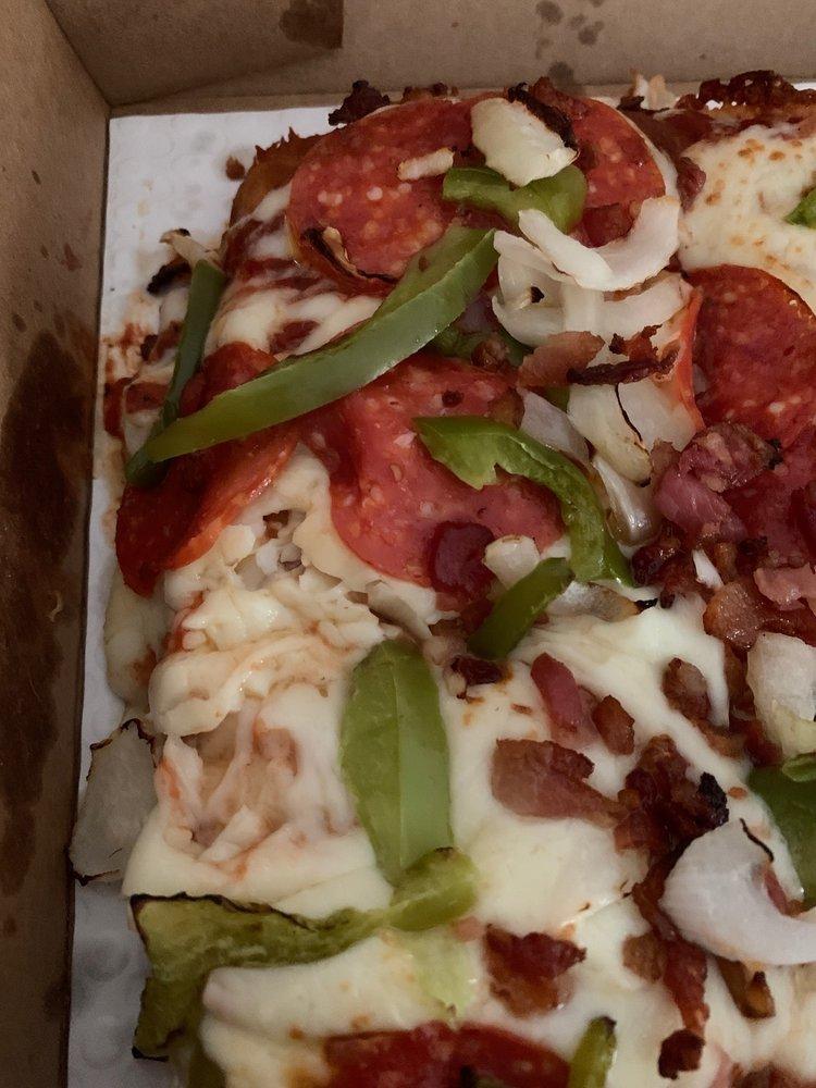 Little Caesars Pizza: 4116 17 Mile Rd, Cedar Springs, MI