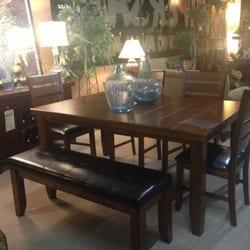 Good Photo Of Prestige Furniture   Livermore, CA, United States. Real Wood  Veneer Table