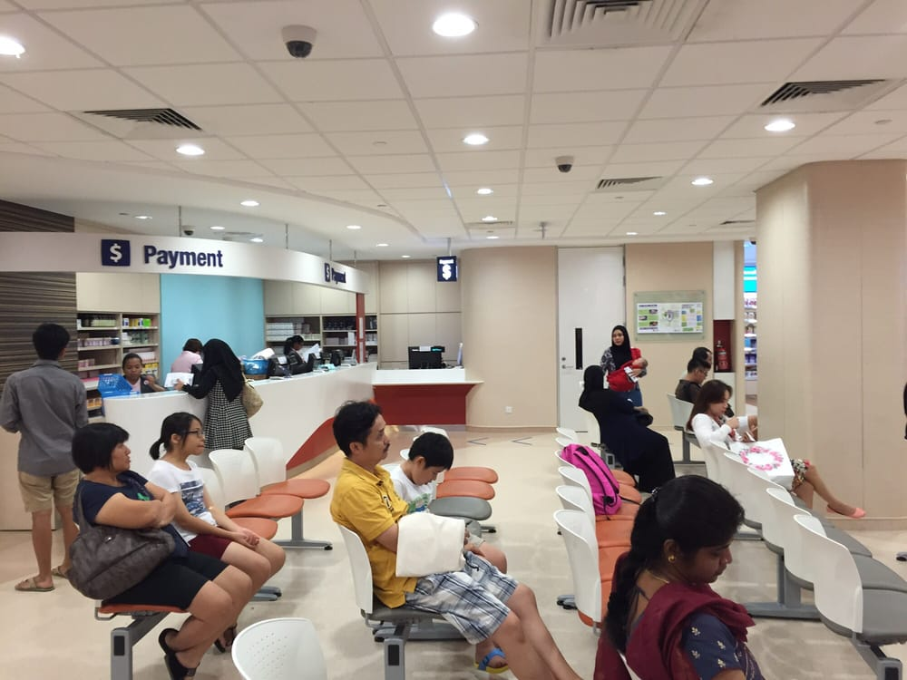 photo of kk womens childrens hospital singapore singapore after collecting prescription