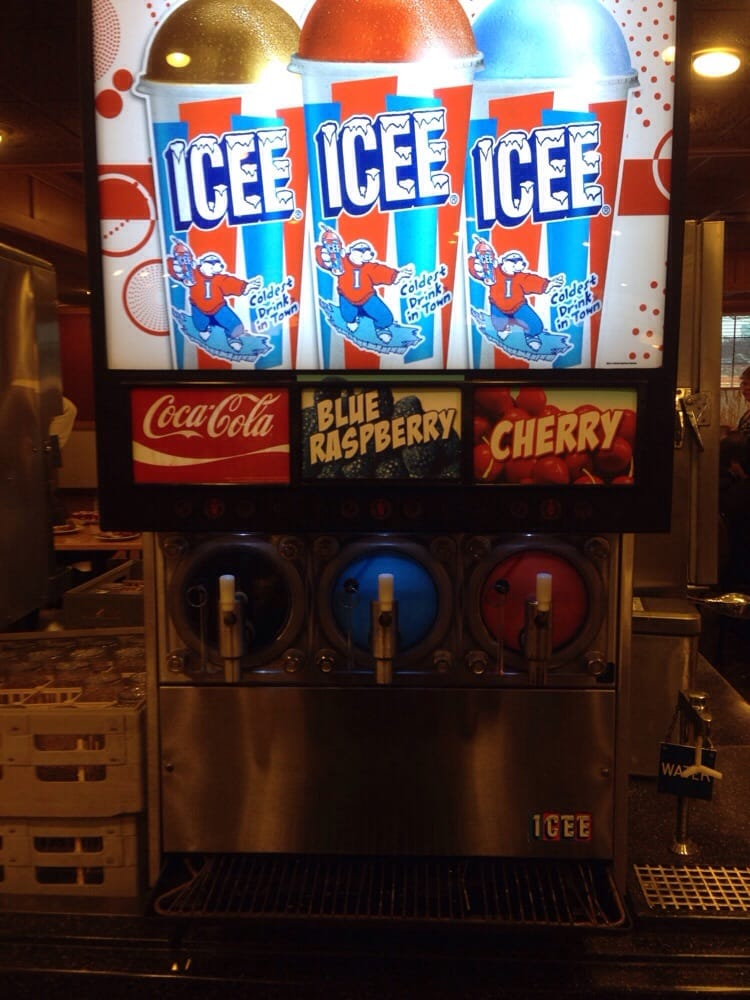 Icee machine - Yelp