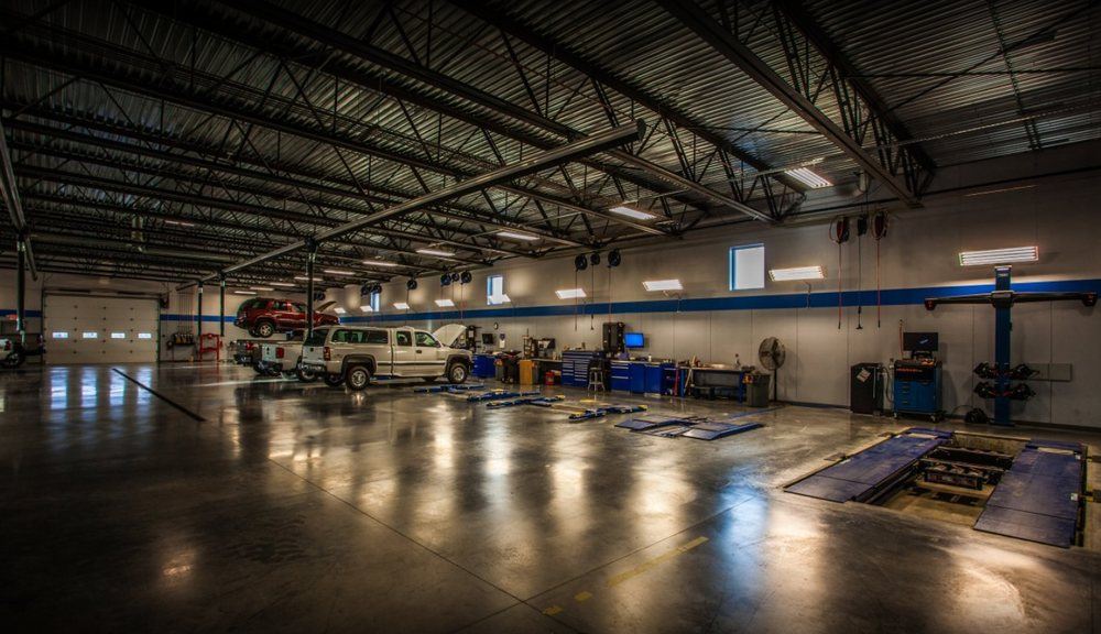 Smith Chevrolet Idaho Falls >> Smith Chevrolet - Auto Repair - 3477 S Pioneer Dr, Idaho