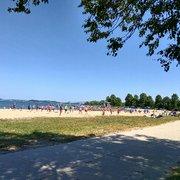 Vereinigte Staaten Foto Zu Carson Beach
