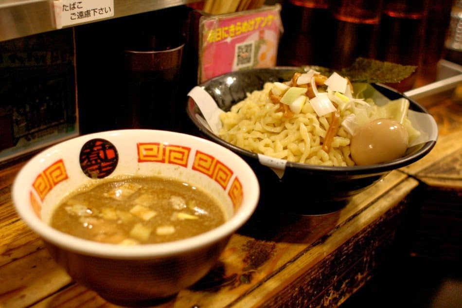 Sugoi Niboshi Ramen Nagi Shinjuku Golden Gai Honkan