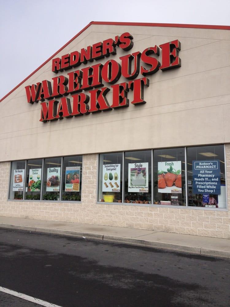 Redner's Warehouse Market: 191 Manheim Rd, Schuylkill Haven, PA