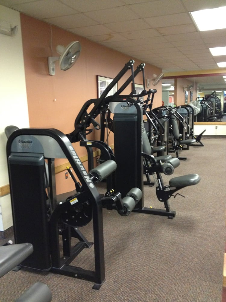 Healthtrax Fitness & Wellness Center