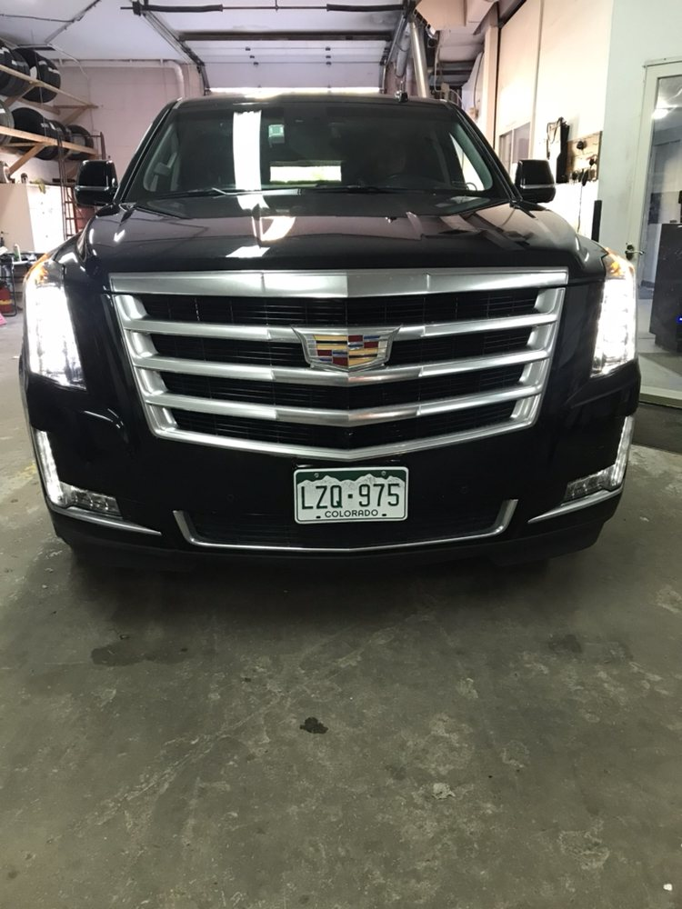 Is Cadillac A Foreign Car >> 2017 Cadillac Escalade We Work On All Types Of Cars