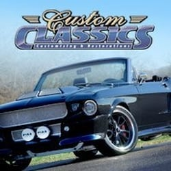 Ace Custom Classics - Classic Car Restoration