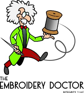 The Embroidery Doctor
