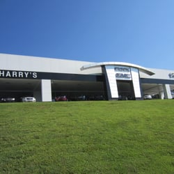 Harrys Buick GMC Cadillac Car Dealers Patton Ave - Buick dealers in nc