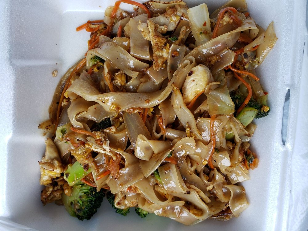 Noodle & Thai: 2602 E Fletcher Ave, Tampa, FL