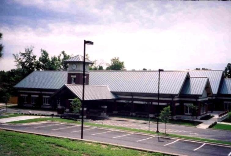 Saline County Public Library: 1800 Smithers Dr, Benton, AR