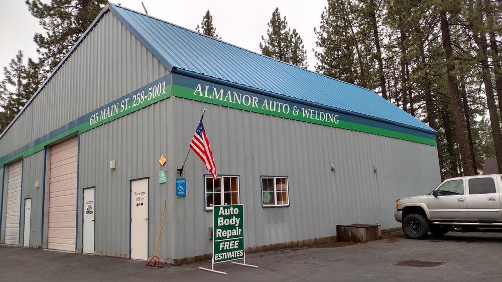 Almanor Auto & Welding: 615 Main St, Chester, CA