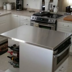 Photo Of Mcclure Stainless Las Vegas Nv United States Custom Countertop