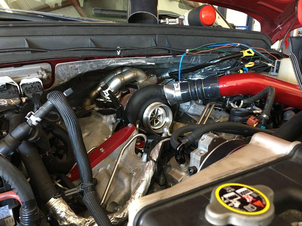 All Motors Automotive: 3306 Kitty Hawk Rd, Wilmington, NC