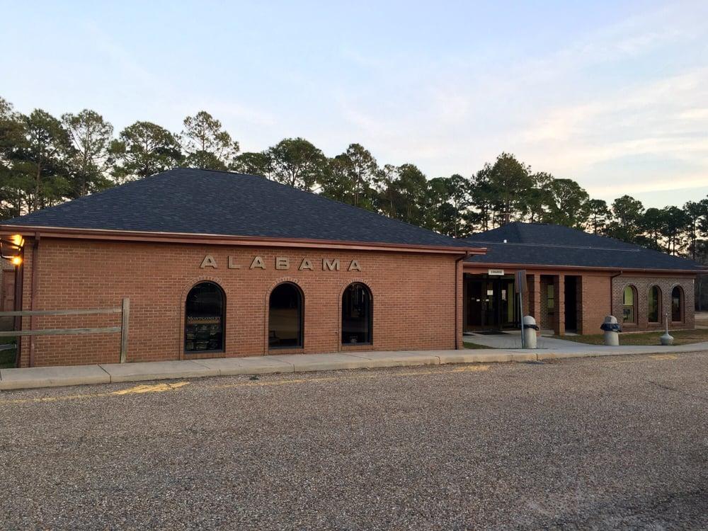 Alabama Welcome Center: 15121 S US 231, Cottonwood, AL