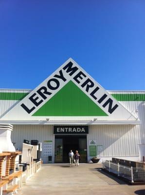 Leroy merlin decoraci n del hogar centro comercial for Telefono leroy merlin salamanca