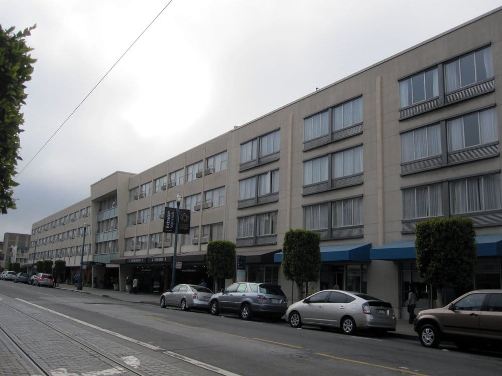 San Francisco Hotels   Comfort Inn San Francisco Hotel