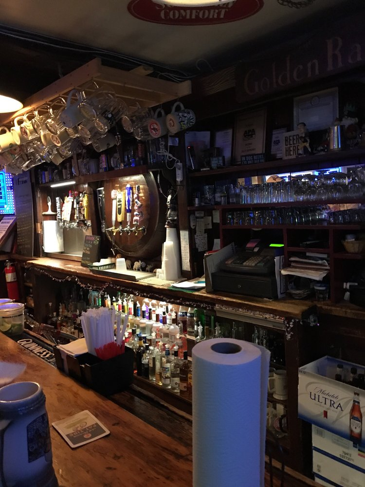Golden Rail Ale House: 29 Old N Plank Rd, Newburgh, NY
