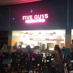 Five Guys In Myrtle Beach