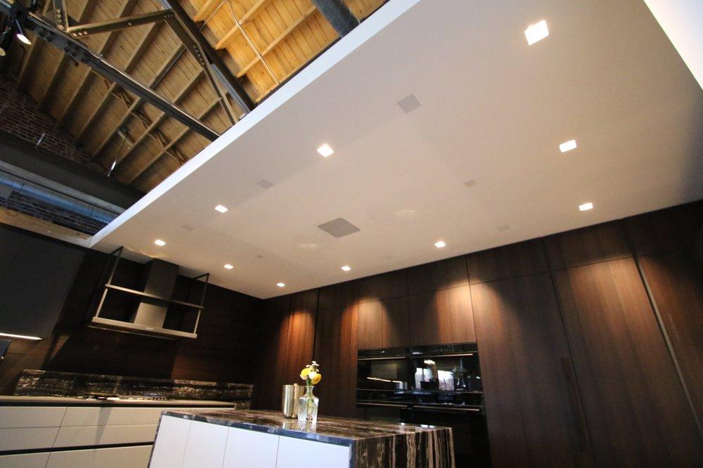Photo Of Aurum Home Technology   Denver, CO, United States. Hidden Speakers  In