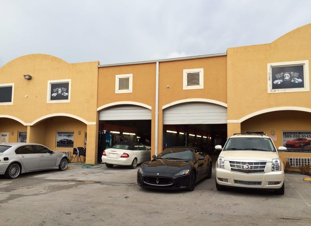 D auto group collision center 16 photos 11 reviews for South motors collision center miami fl