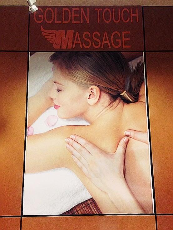 Golden Touch Massage: 2429 Thomas Dr, Panama  City Beach, FL