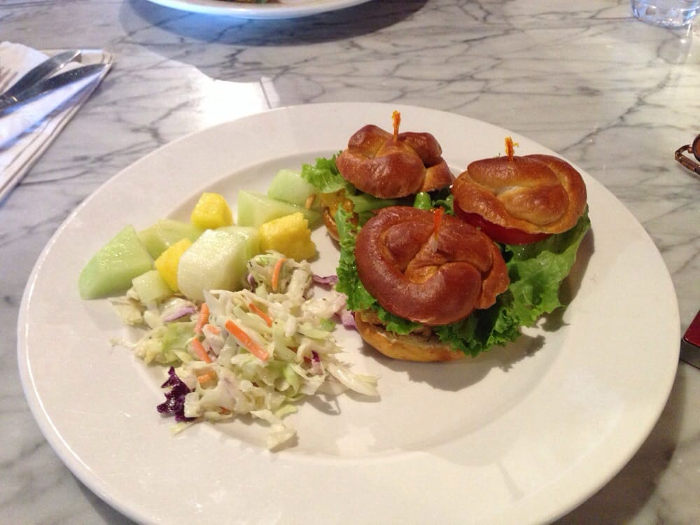Crab sliders yelp for Penn ave fish co