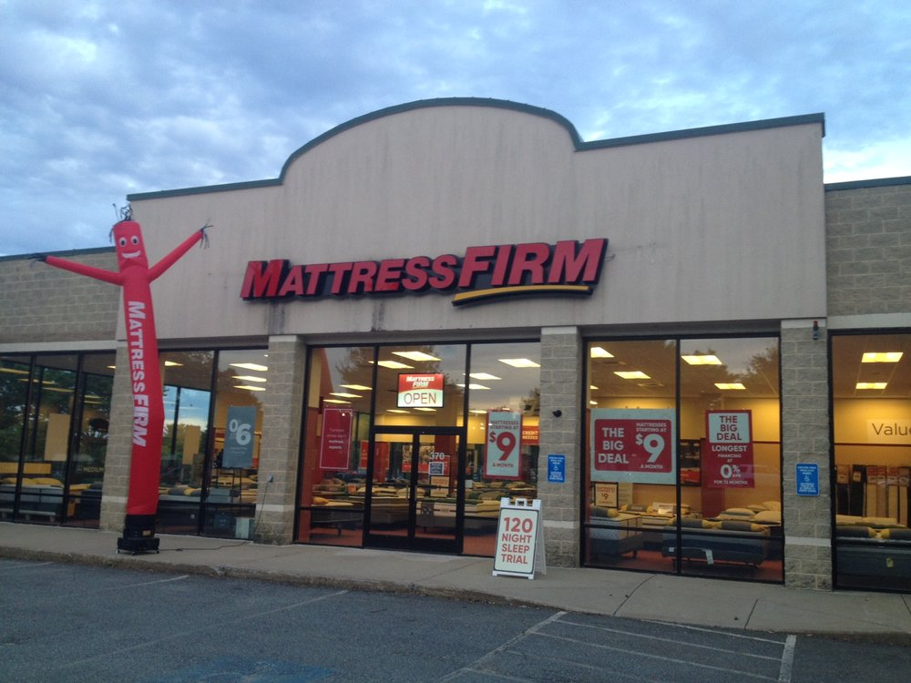 Mattress Firm North Dartmouth - 370 State Rd, North