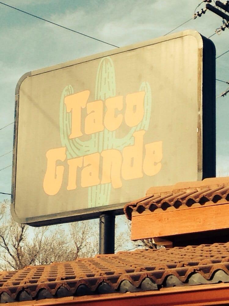 Taco Grande: 200 S Buckeye Ave, Abilene, KS